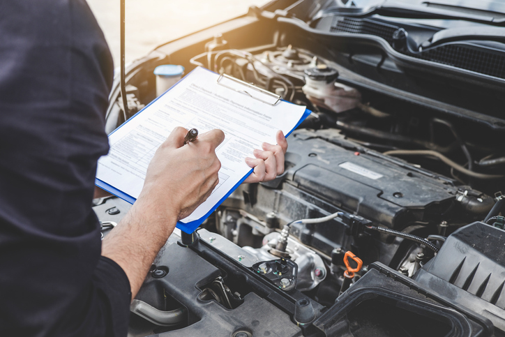 車検の検査項目